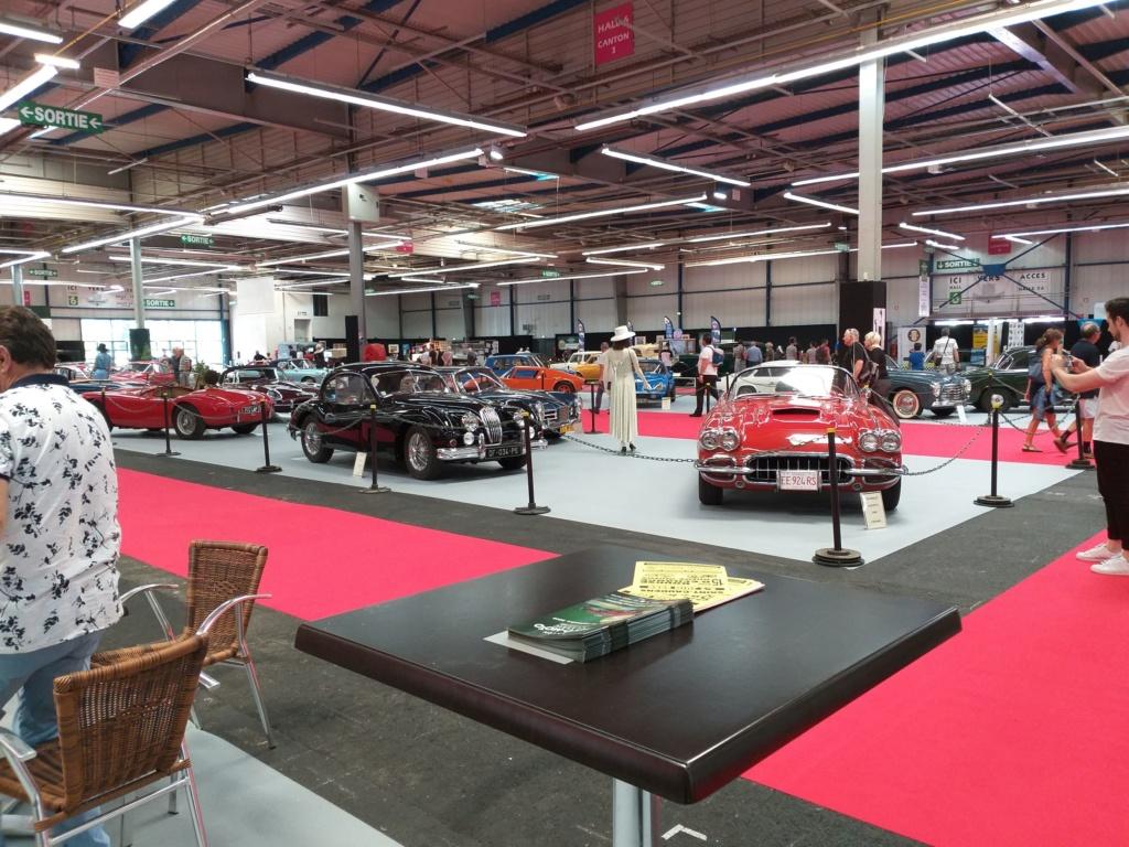 Salon de l'auto-Classic à Toulouse au parc des expositions 20190920