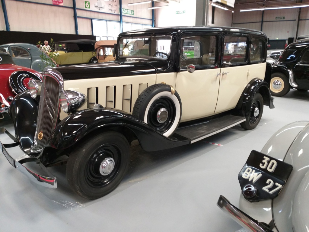 Salon de l'auto-Classic à Toulouse au parc des expositions 20190922