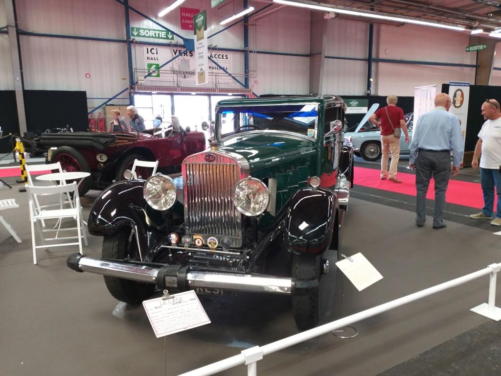 Salon de l'auto-Classic à Toulouse au parc des expositions 20190924
