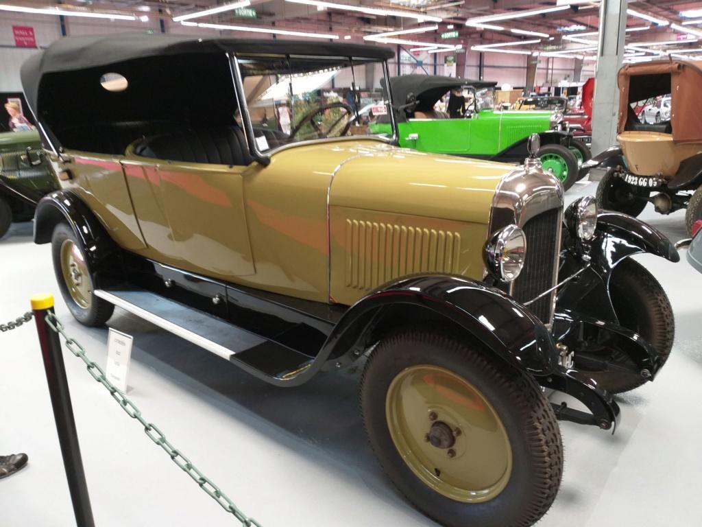 Salon de l'auto-Classic à Toulouse au parc des expositions 20190925
