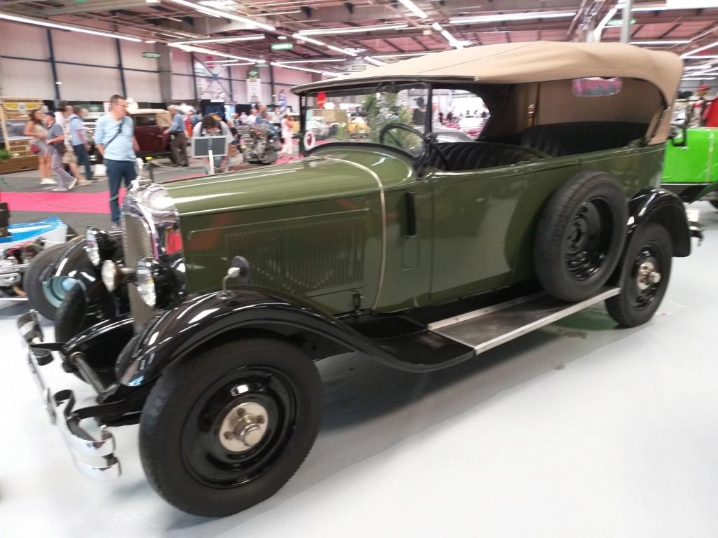 Salon de l'auto-Classic à Toulouse au parc des expositions 20190926