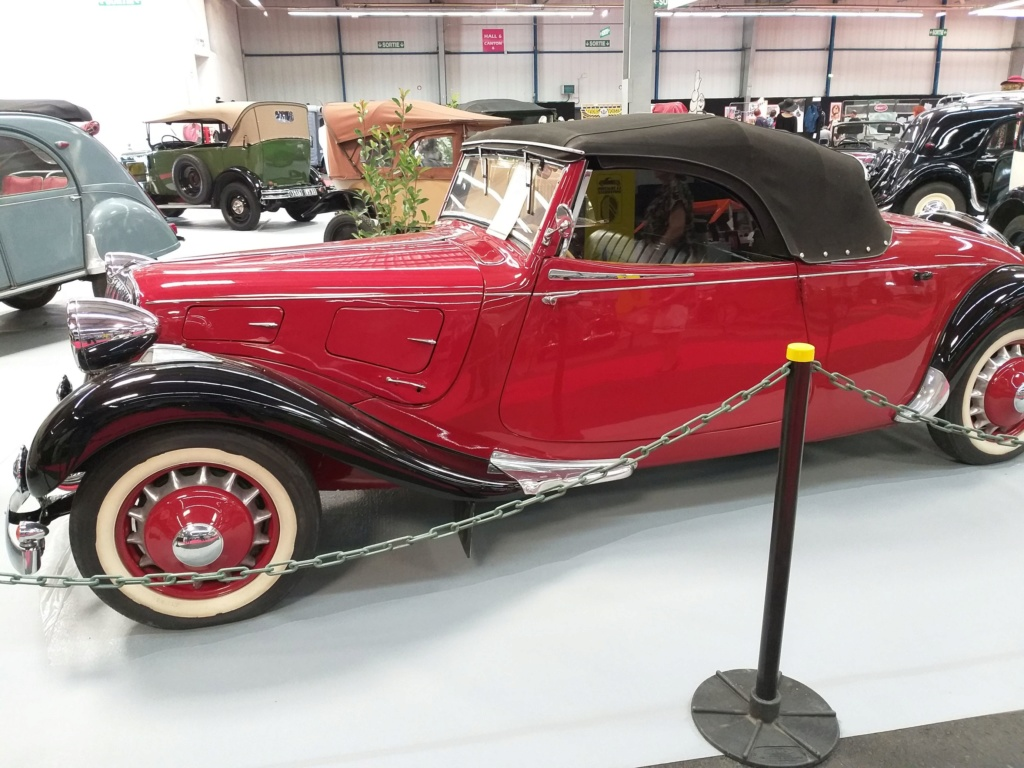 Salon de l'auto-Classic à Toulouse au parc des expositions 20190927