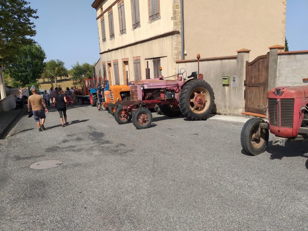 Expo statique au petit village le Vaux 20190950