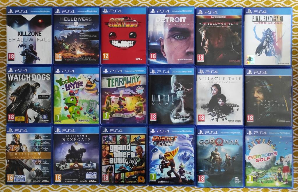 [VDS] Moult jeux PS4 Img_2011