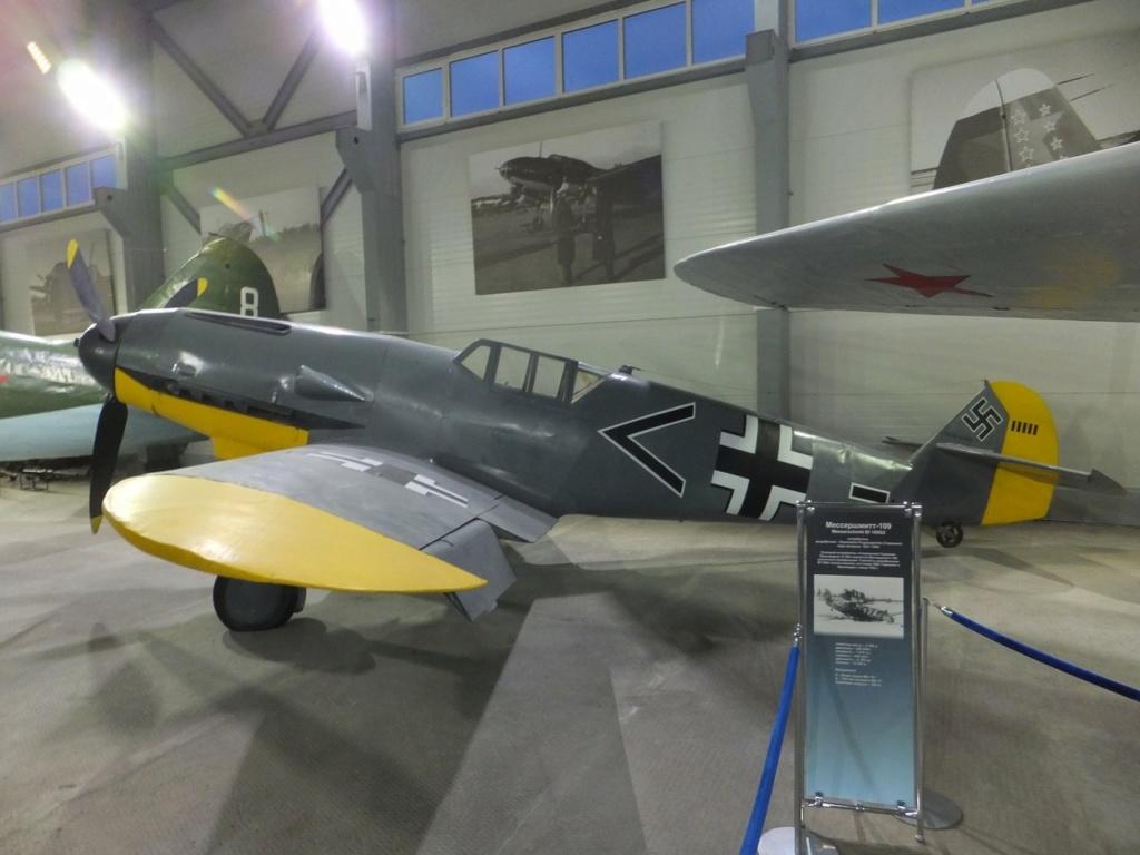 Musée de l'aviation de la flotte du Nord -bf-1010