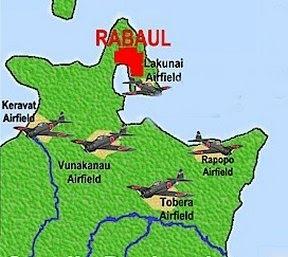 Rabaul,forteresse imprenable 000010