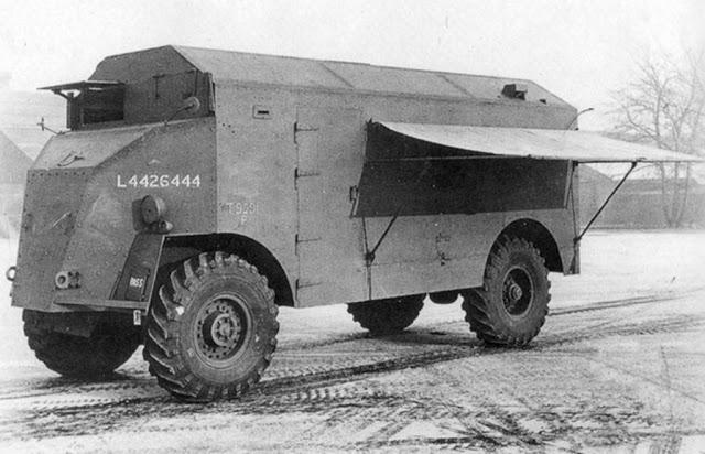 Les vehicules de Commandement de Rommel 00112