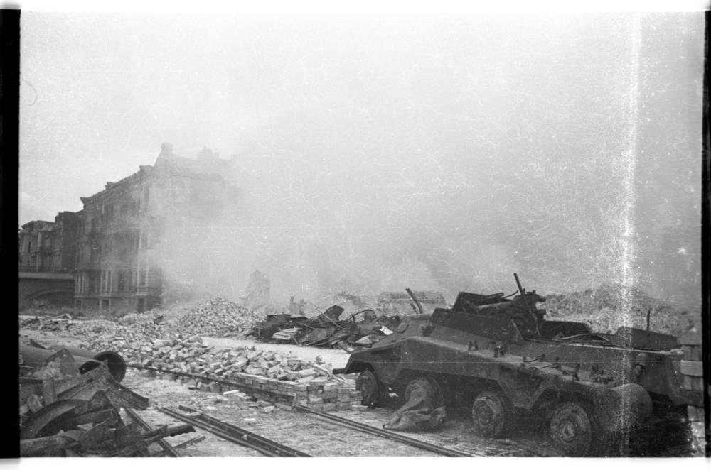 Les photos de Cecil F. S. Newman a Berlin 1945/46 003_sp10