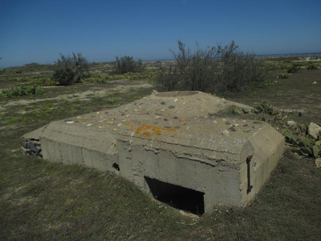 Le bunkers de Torreilles inscrit aux monuments historiques 0115