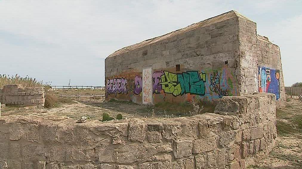Le bunkers de Torreilles inscrit aux monuments historiques 0212