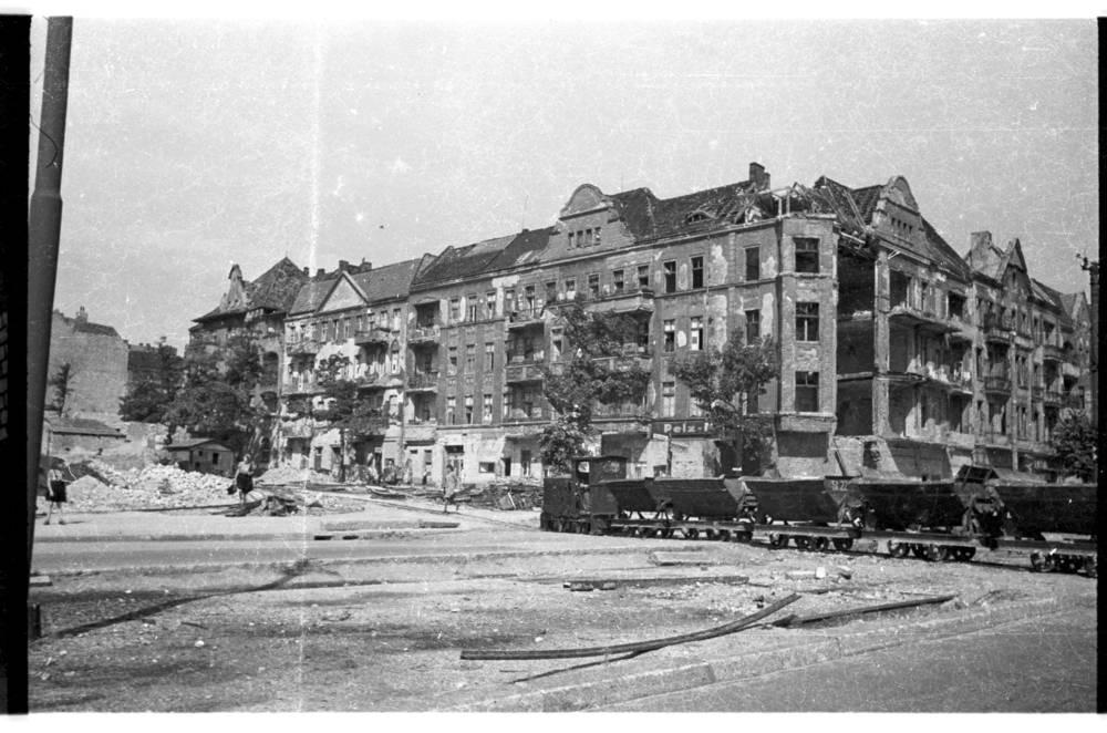 Les photos de Cecil F. S. Newman a Berlin 1945/46 02_10