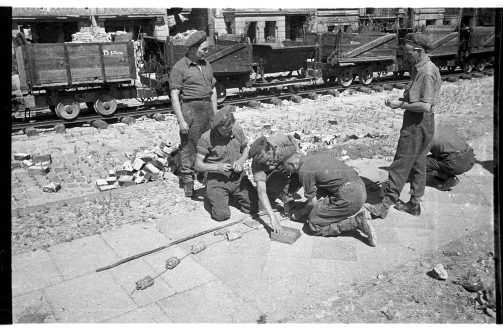 Les photos de Cecil F. S. Newman a Berlin 1945/46 03310