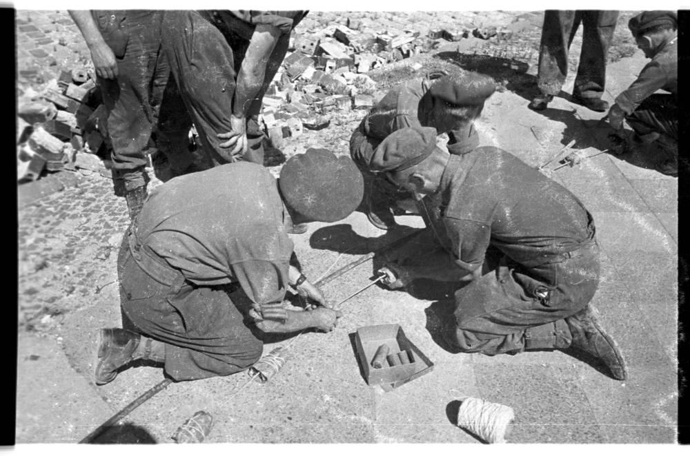 Les photos de Cecil F. S. Newman a Berlin 1945/46 033_ro10