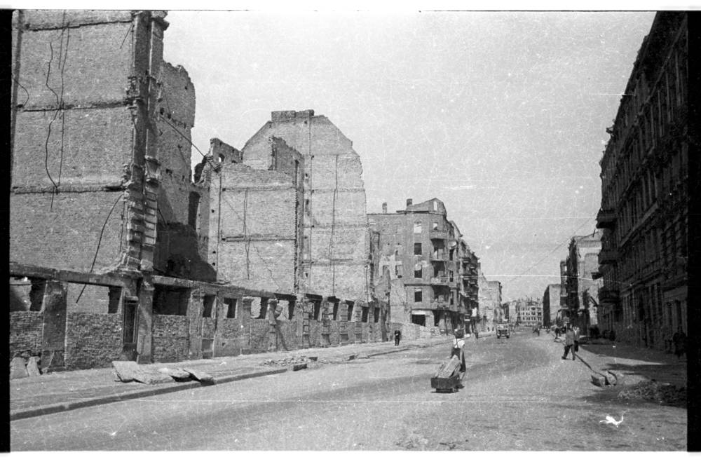 Les photos de Cecil F. S. Newman a Berlin 1945/46 03_str10