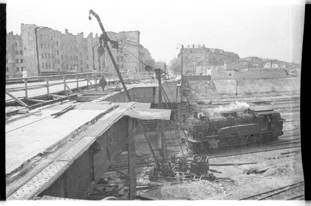 Les photos de Cecil F. S. Newman a Berlin 1945/46 0511