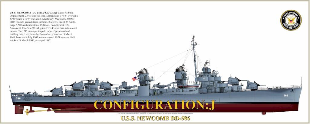 Navires US endommages par des kamikazes 05586010