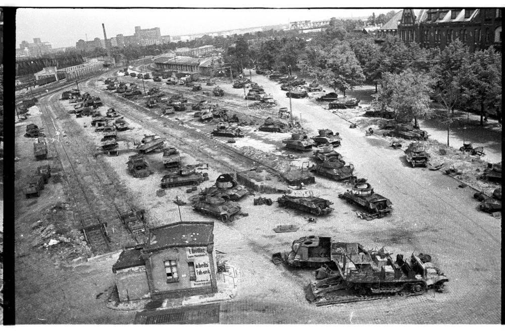 Les photos de Cecil F. S. Newman a Berlin 1945/46 0611