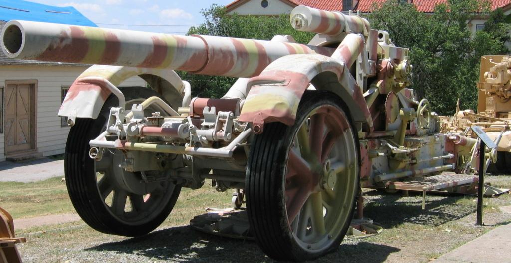 Obusier 21-cm Mörser 18 065