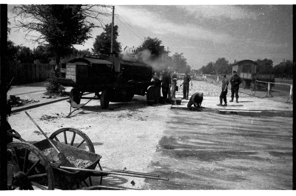 Les photos de Cecil F. S. Newman a Berlin 1945/46 0710