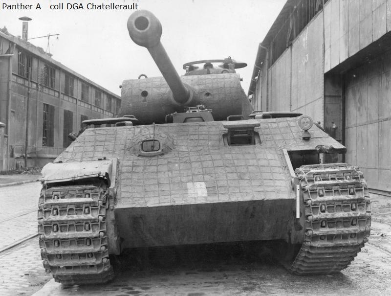 Vehicules recuperes par les FFI -1944 083