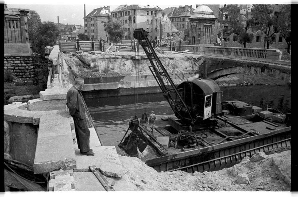 Les photos de Cecil F. S. Newman a Berlin 1945/46 0_11