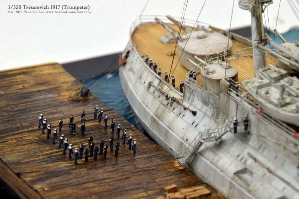 Les dioramas de Won-hui Lee au  1/350e 1-350_13