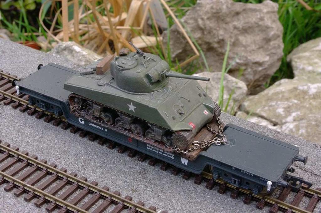 Trains miniatures allies 1310
