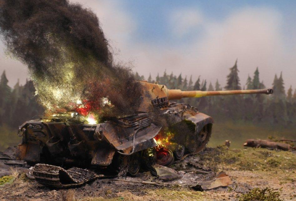 Faire des explosions et des tirs réalistes 135_16