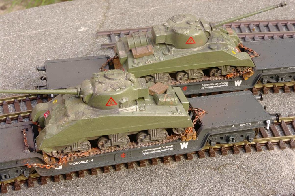 Trains miniatures allies 1610