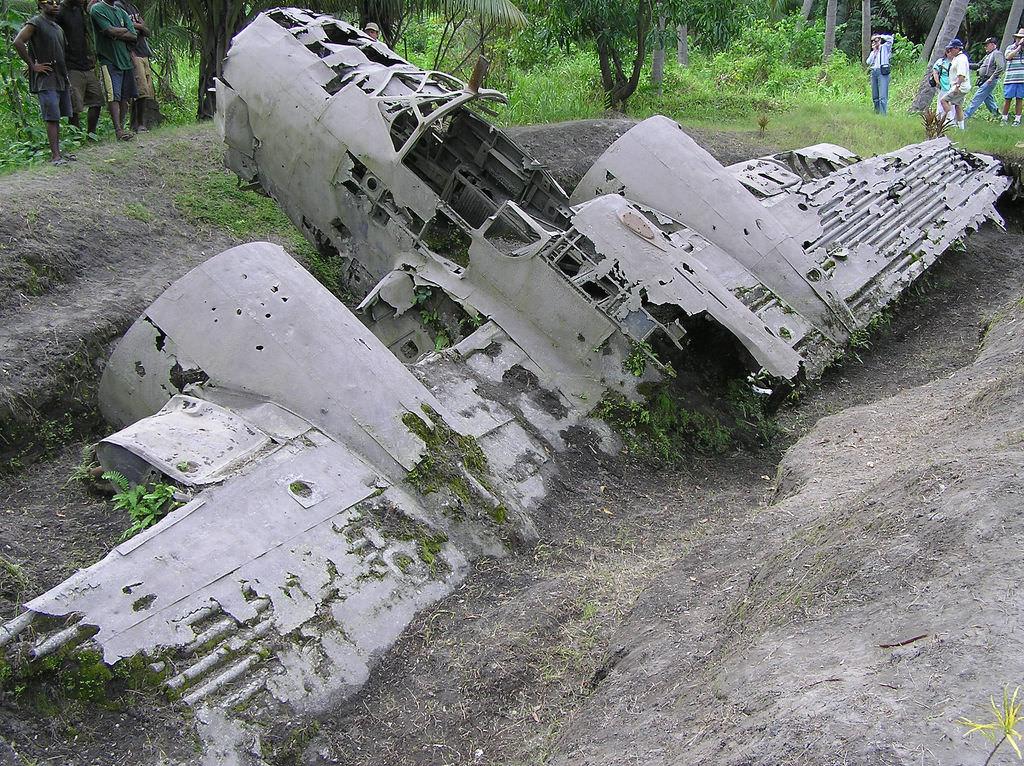 Rabaul,forteresse imprenable 16266310