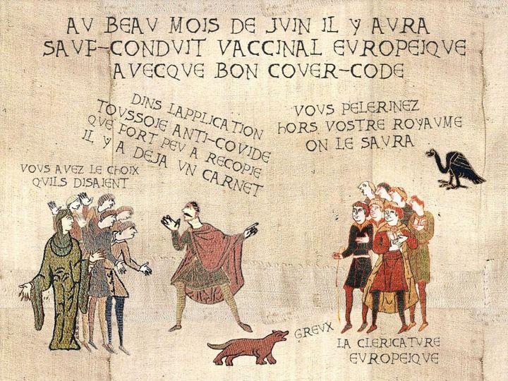 Yul Caravage Artiste enlumineur  17930010