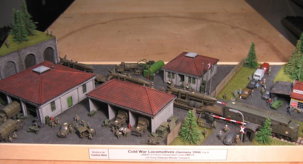 Les dioramas d autres epoques de Carlos Briz 195410