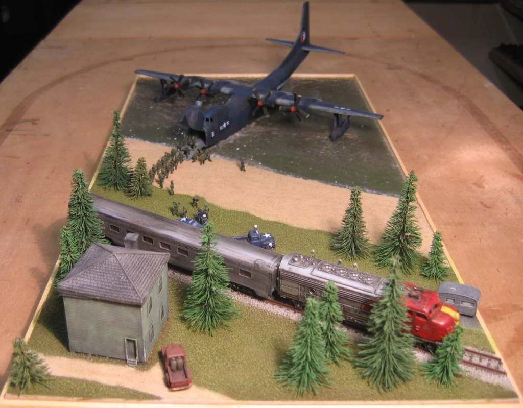 Les dioramas d autres epoques de Carlos Briz 1956310