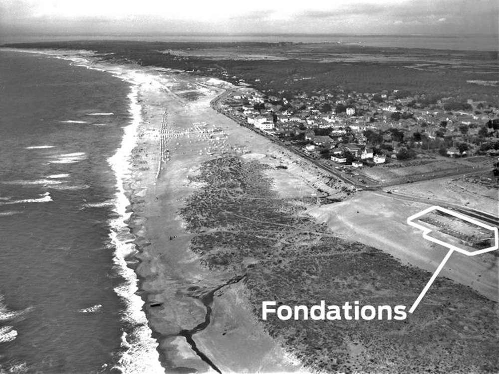 Erosion des plages 196411