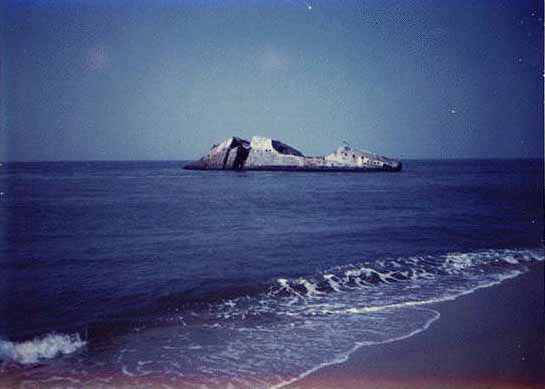 Navires en beton 196510