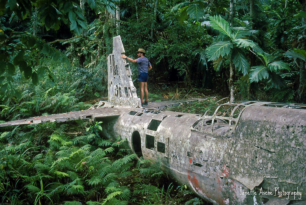 Rabaul,forteresse imprenable 198510