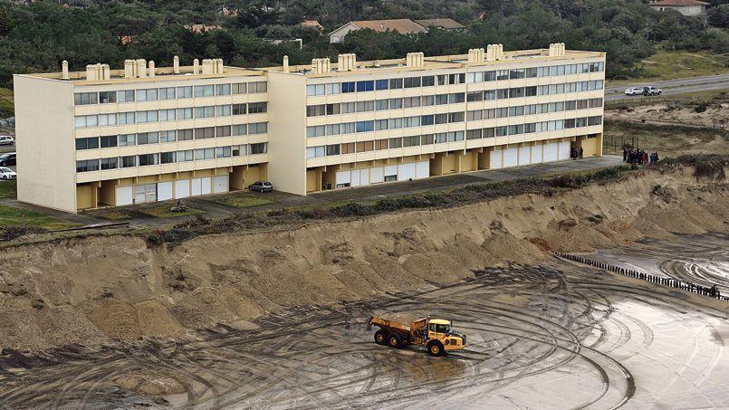 Erosion des plages 201410
