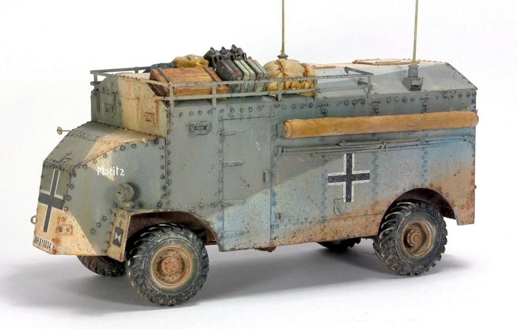 Les vehicules de Commandement de Rommel 20_20110