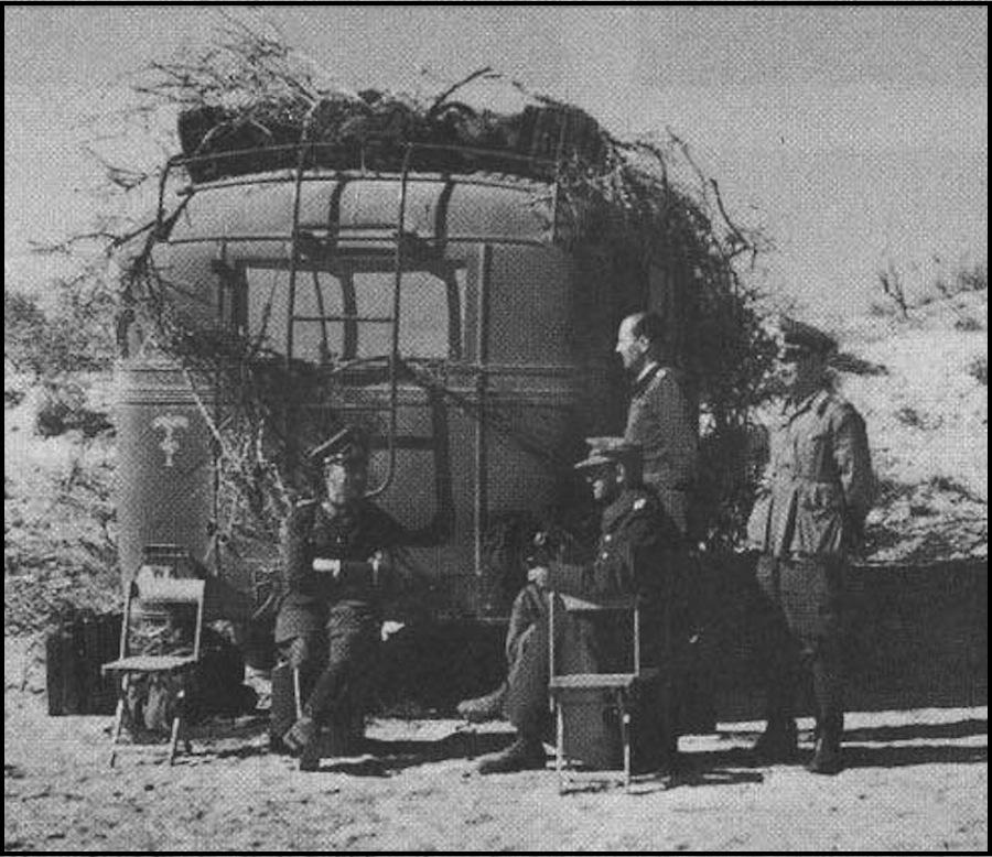 Les vehicules de Commandement de Rommel 2587_o10