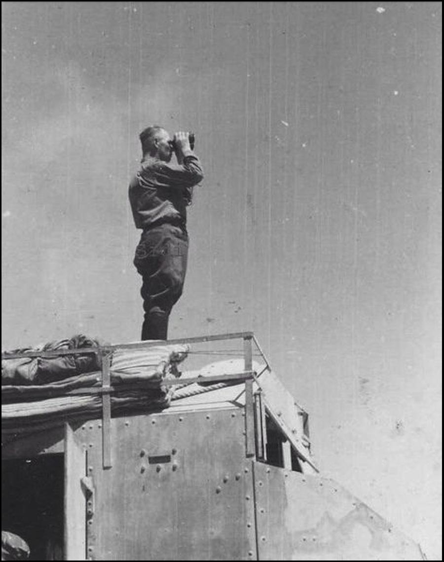 Les vehicules de Commandement de Rommel 2587_r13