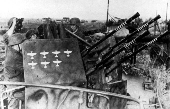 Victoires canons allemands 2cm_fl10