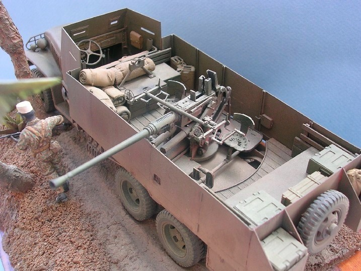 GMC CCKW 353 BOFOR 40 mm 40mmbo12