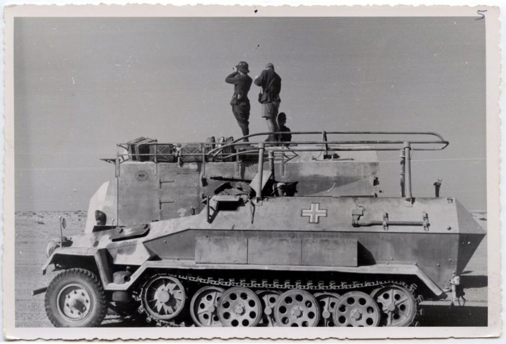 Les vehicules de Commandement de Rommel 88f27f10
