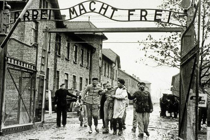 Faut-il laisser disparaître le camp d'Auschwitz ? A12