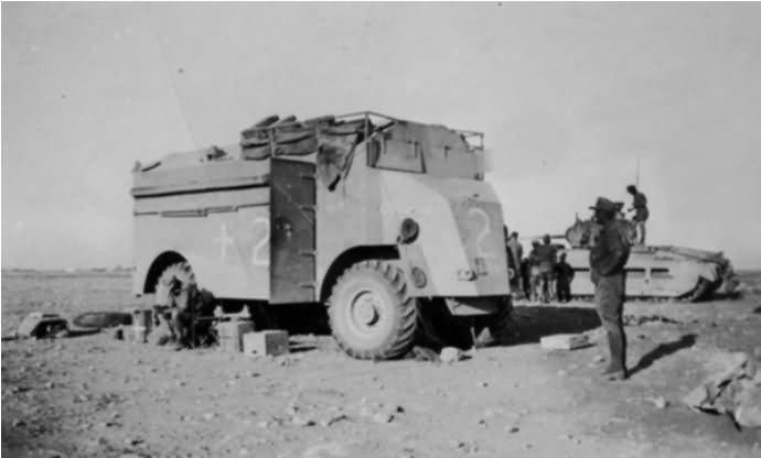 Les vehicules de Commandement de Rommel Aec_do10