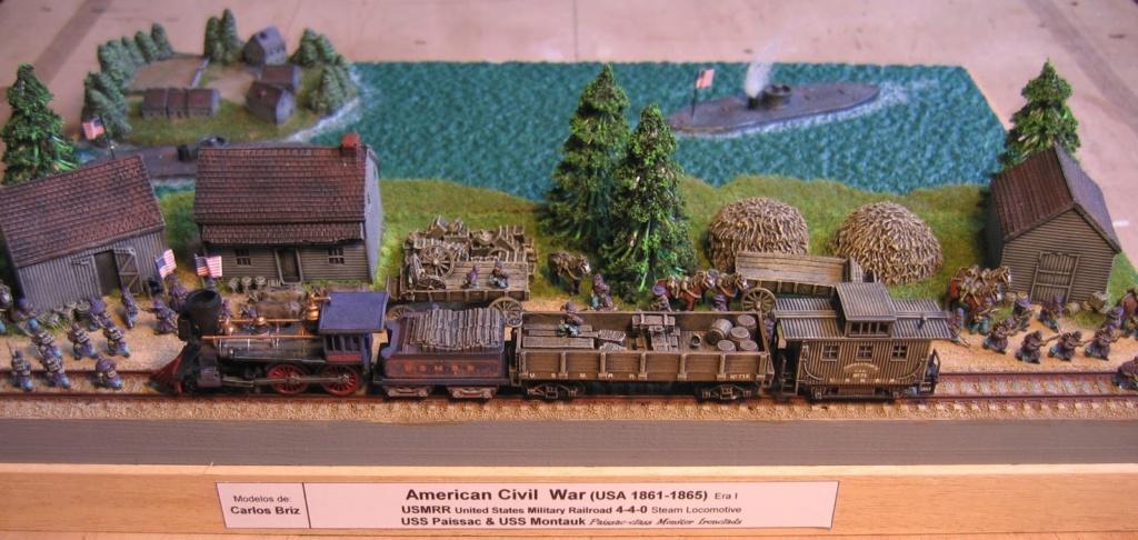 Les dioramas d autres epoques de Carlos Briz Am110