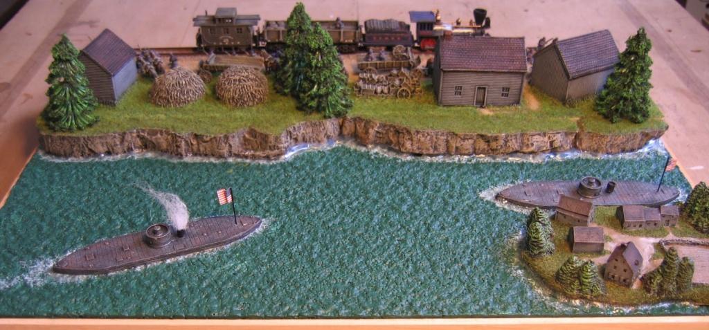 Les dioramas d autres epoques de Carlos Briz Am1910