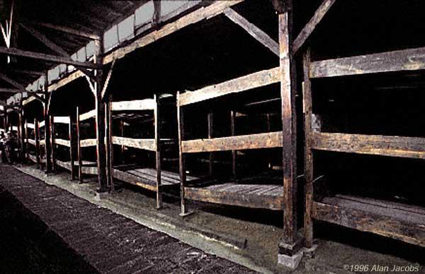 Faut-il laisser disparaître le camp d'Auschwitz ? As110