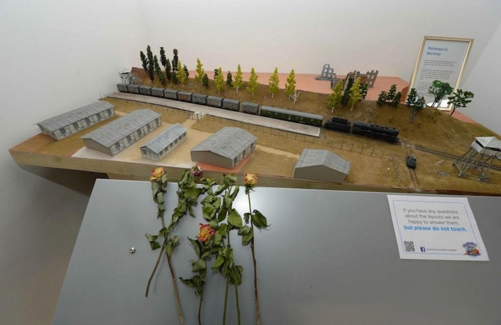 Camps d exterminations au 1/87 Auschw16