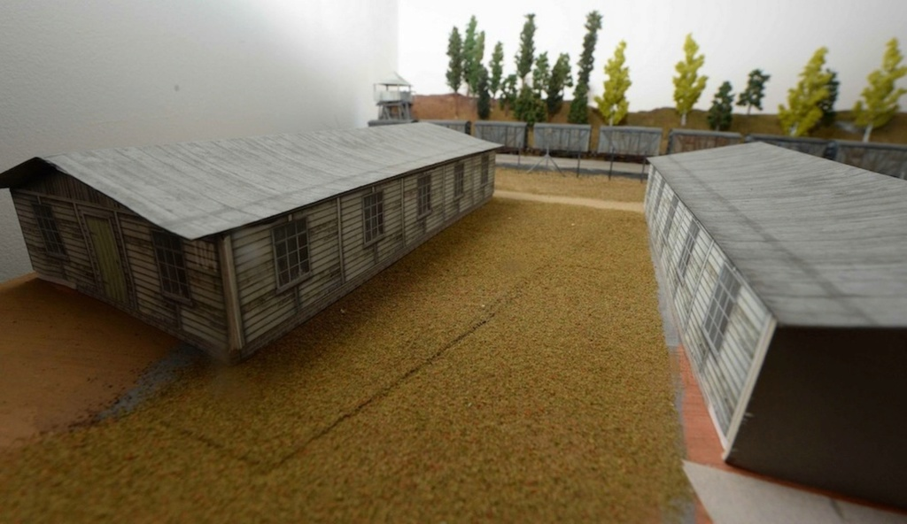 Camps d exterminations au 1/87 Auschw17